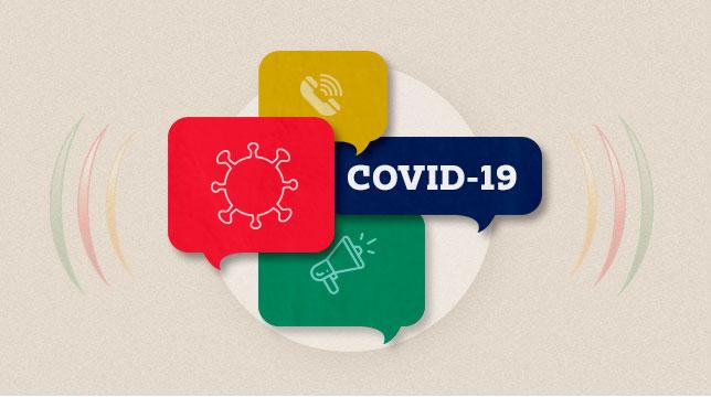 Ouvidoria do Estado recebe quase 1.500 manifestações sobre a Covid-19 em dois meses